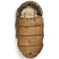 Elodie Details - Stroller Bag - Chestnut Leather