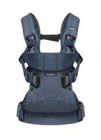 BABYBJORN ONE - nosidełko ergonomiczne, Denim granatowy