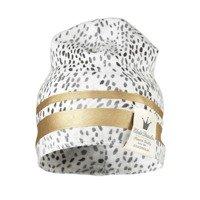 Elodie Details - Czapka bawełniana Gilded Dots of Fauna 24-36 m-cy