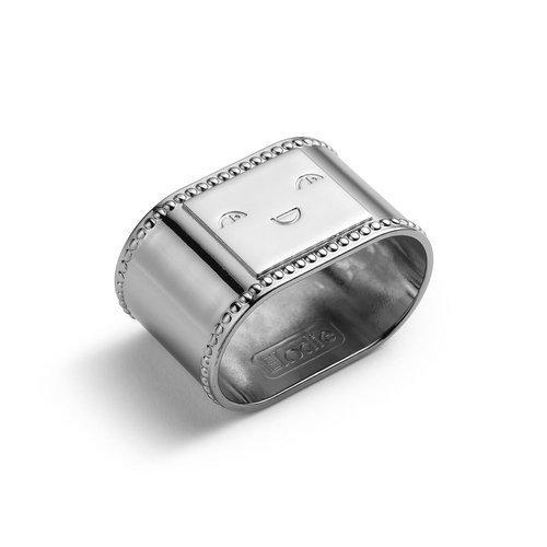 Elodie Details - Obrączka na serwetkę - kolor srebrny