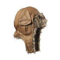 Elodie Details - czapka zimowa Chestnut Leather, 0-6 m-cy