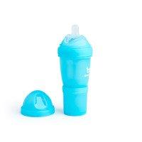 Herobility - butelka antykolkowa Herobottle 140 ml, niebieska