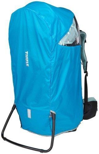 Osłona przeciwdeszczowa do nosideł turystycznych Thule Sapling - Thule Blue