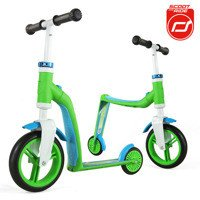 Scootandride - Highwaybaby 2w1 hulajnoga i rowerek 1+ Green