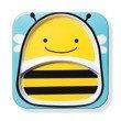 Skip Hop - Talerz Zoo Pszczoła