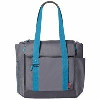 Skip Hop - Torba Fit All-Access Graphite/Aqua