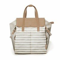 Skip Hop - Torba Highline Backpack - Oyster Stripe