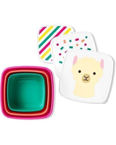 Skip Hop - Zestaw pudełek Zoo Lama