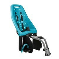 THULE - Yepp Maxi fotelik rowerowy - morski, montowany na rame roweru