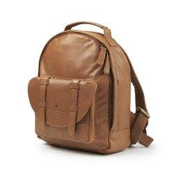 Elodie Details - Plecak BackPack MINI - Chestnut Leather