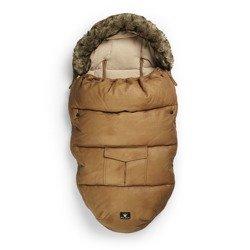 Elodie Details - Śpiworek do wózka Chestnut Leather