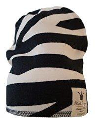 Elodie Details - czapka Zebra, 0-6 m-cy