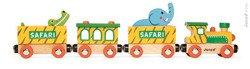 Janod - Safari pociąg drewniany