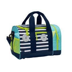 Lassig - Torba Sportowa Little Monster granat
