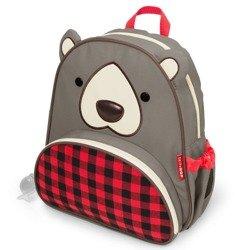 Skip Hop - Plecak Zoo Winter Niedźwiadek