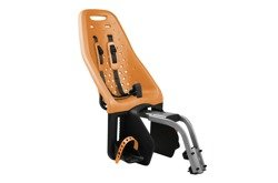 THULE - Yepp Maxi fotelik rowerowy - pomarańczowy, montowany na ramę roweru