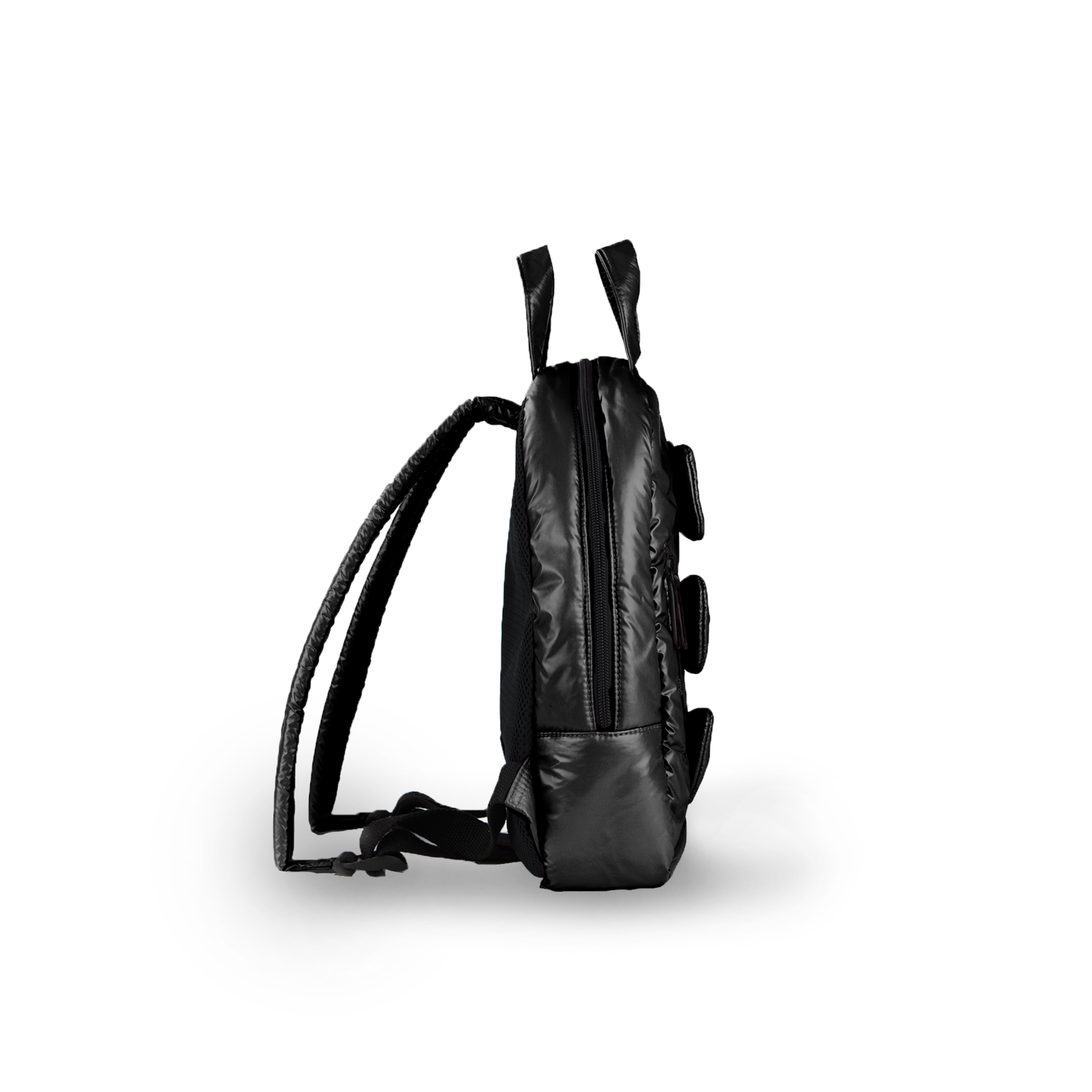 7AM - Plecak BackPack MINI BOWS Black