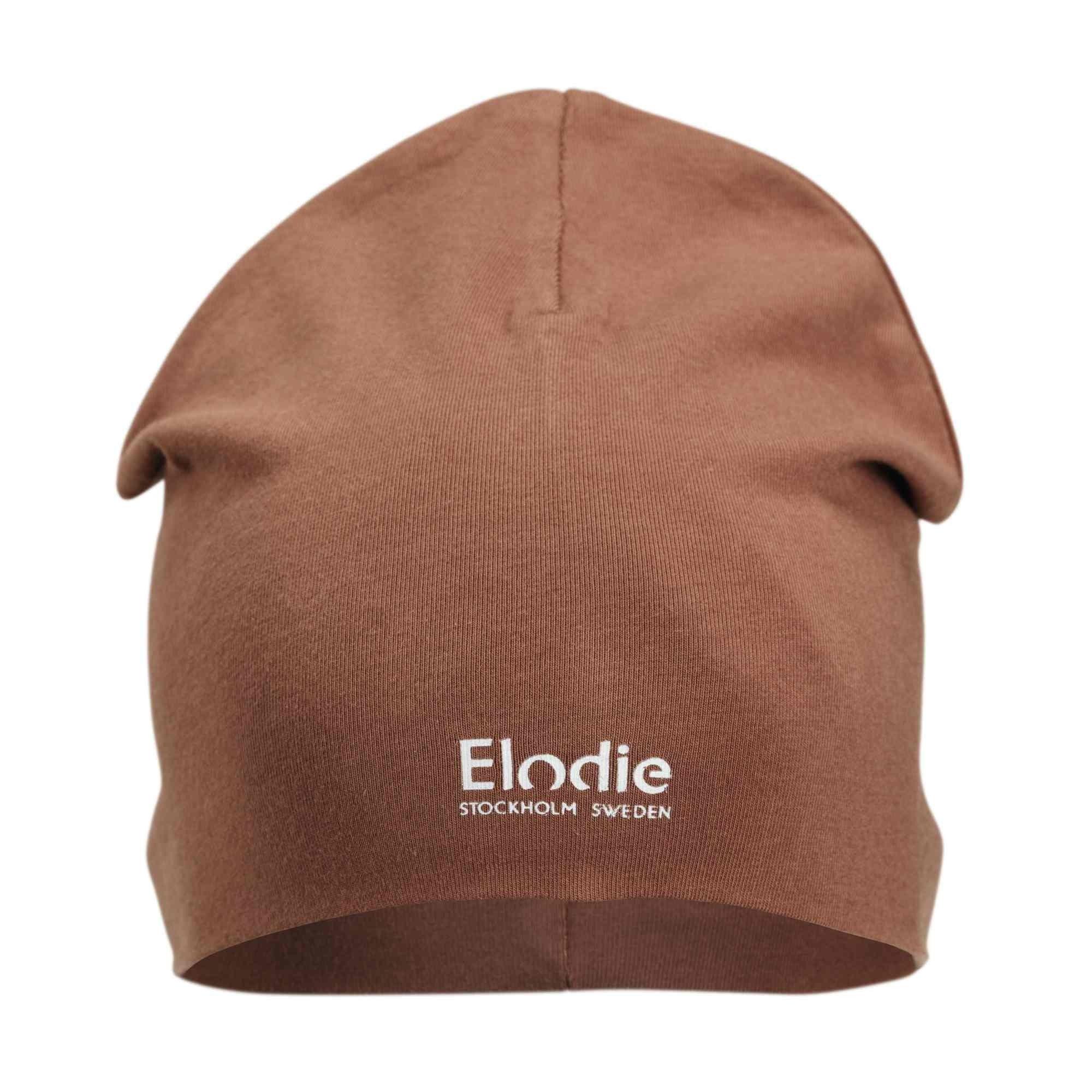 Elodie Details - Czapka - Burned Clay 1-2 lata