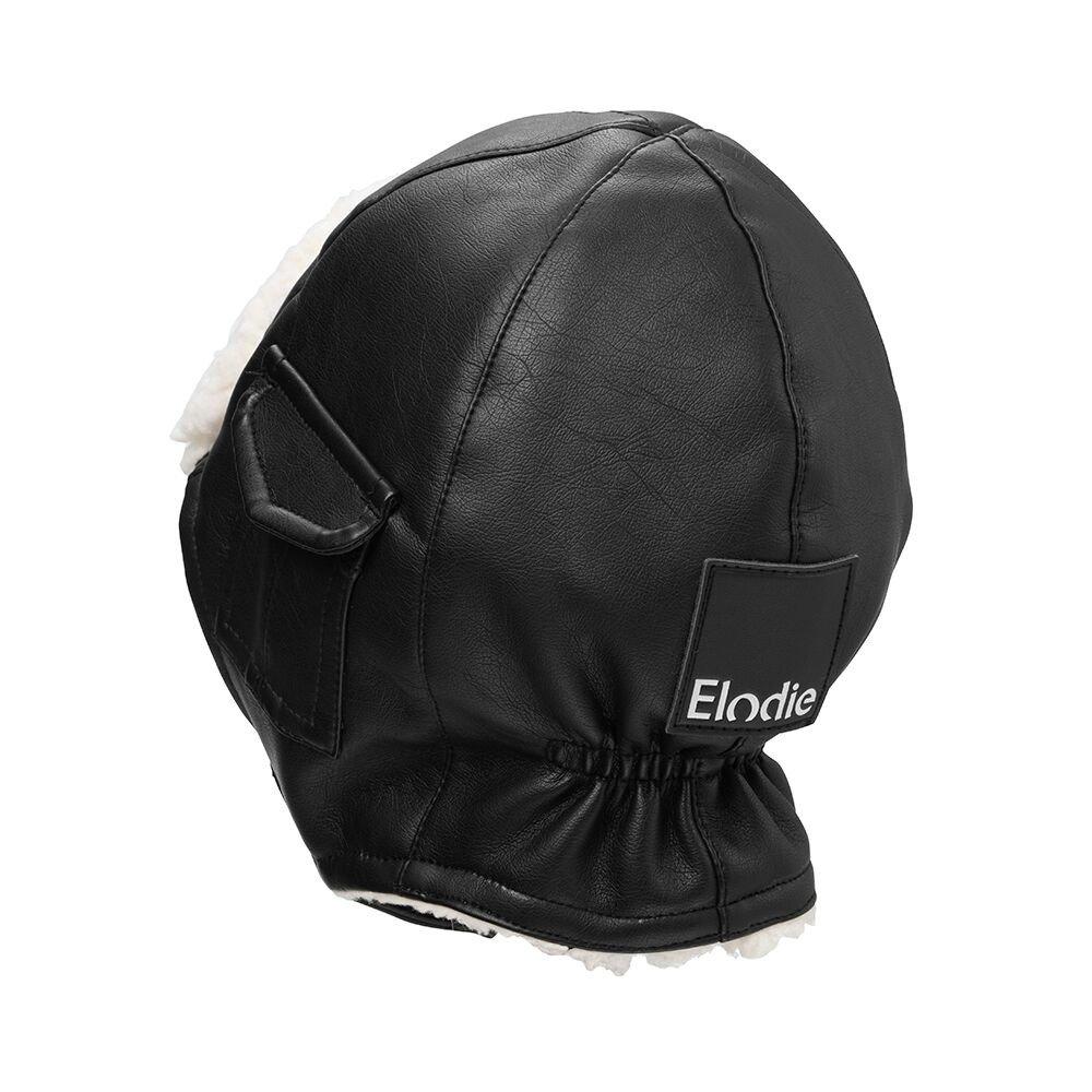 Elodie Details - Czapka Zimowa Aviator Black 1-2 lata