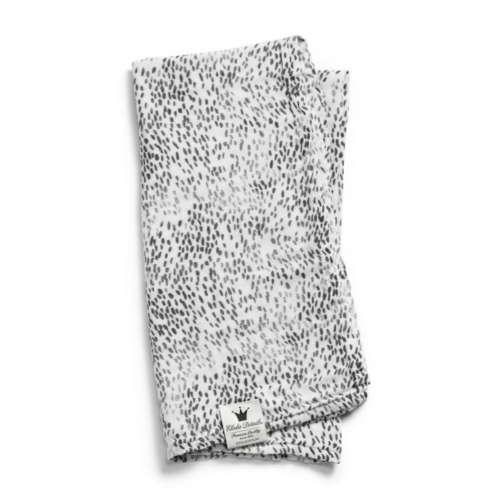 Elodie Details - Kocyk Bambusowy Dots of Fauna