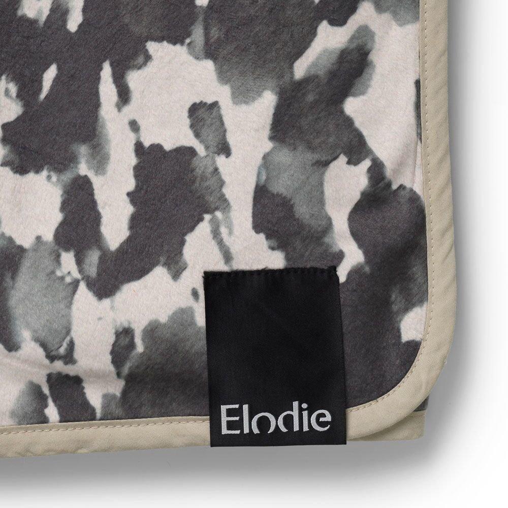 Elodie Details - Kocyk Pearl Velvet - Wild Paris
