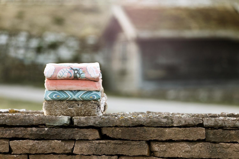Elodie Details - Kocyk Polarowy  - Faded Rose