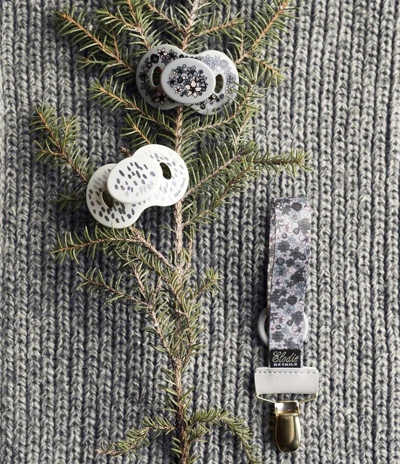 Elodie Details - Smoczek uspokajający 3 m+, Petite Botanic