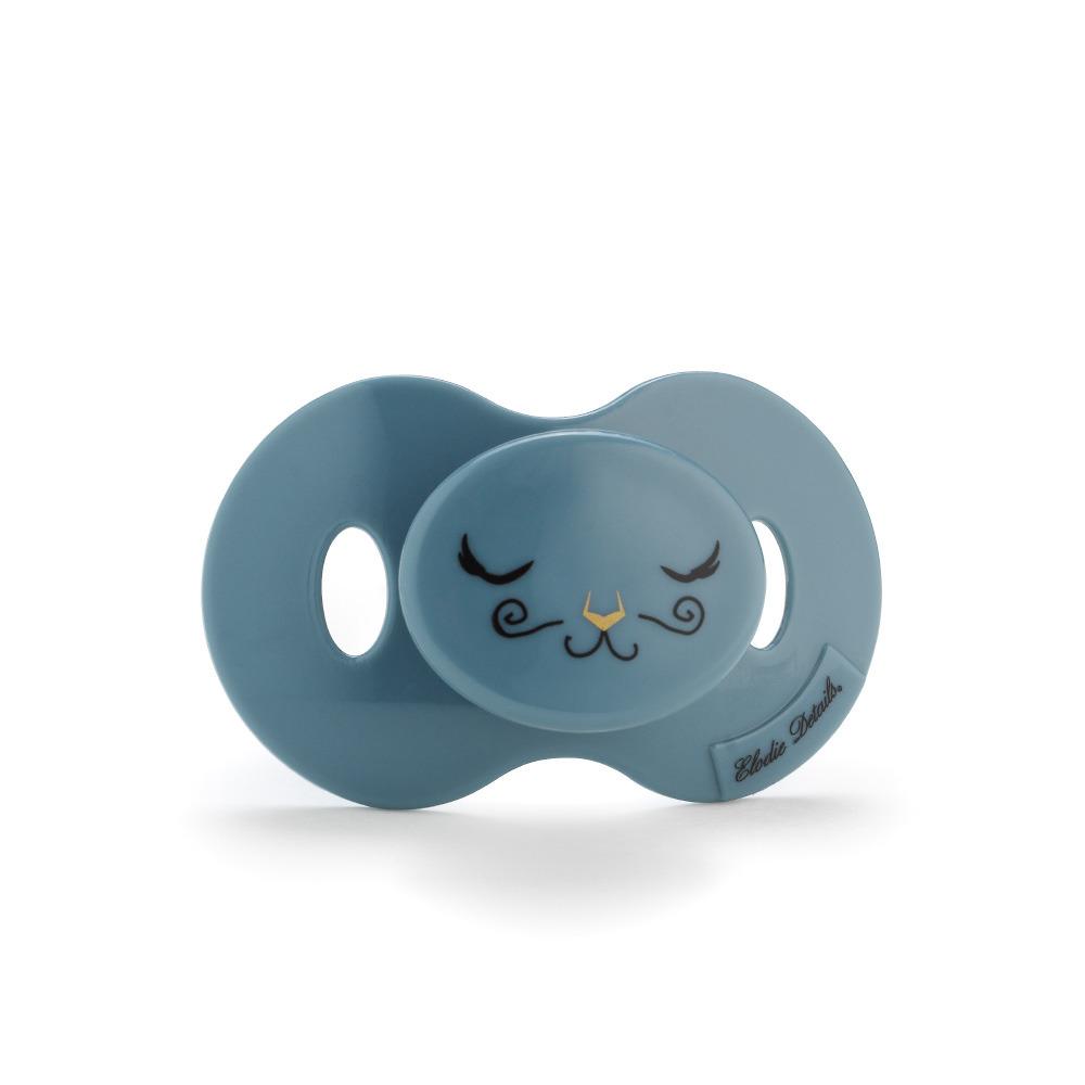 Elodie Details - Smoczek uspokajający 3 m+, Tender Blue