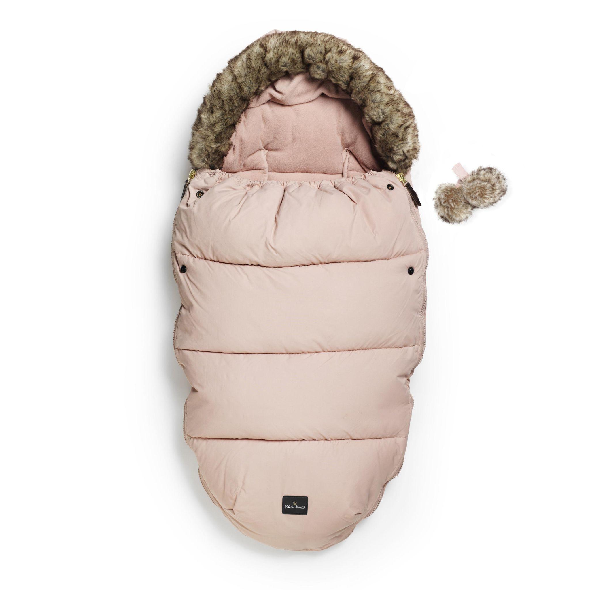 Elodie Details - Śpiworek do wózka Powder Pink