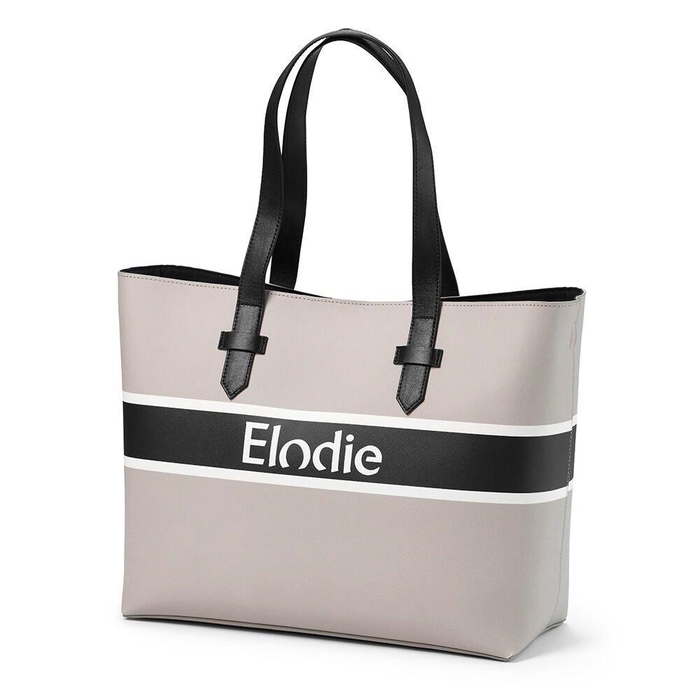Elodie Details - Torba dla mamy - Saffiano Logo tote