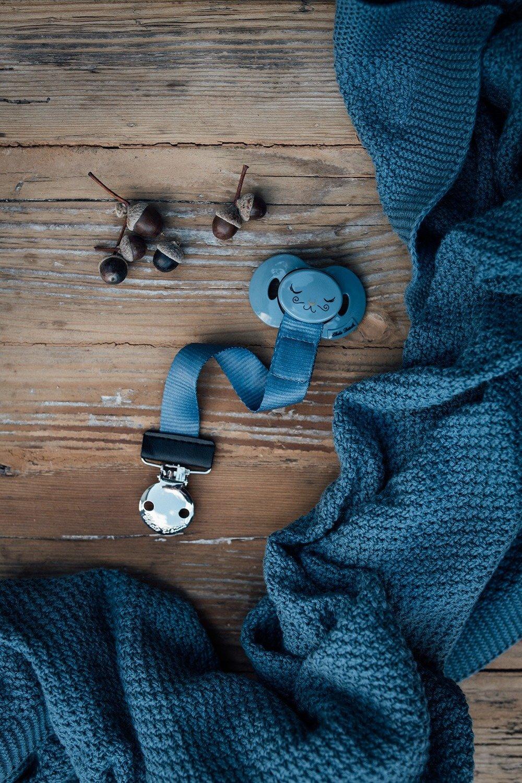 Elodie Details – Zawieszka na smoczek, Tender Blue