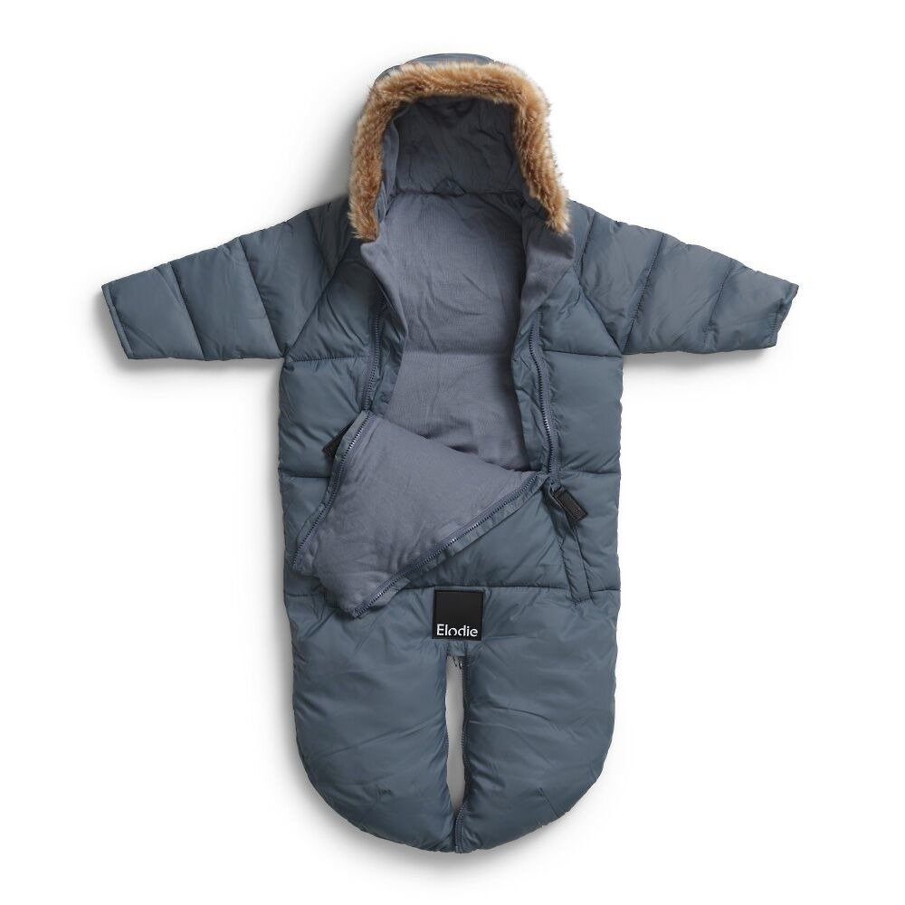 Elodie Details - kombinezon dziecięcy - Tender Blue 6-12 m-cy