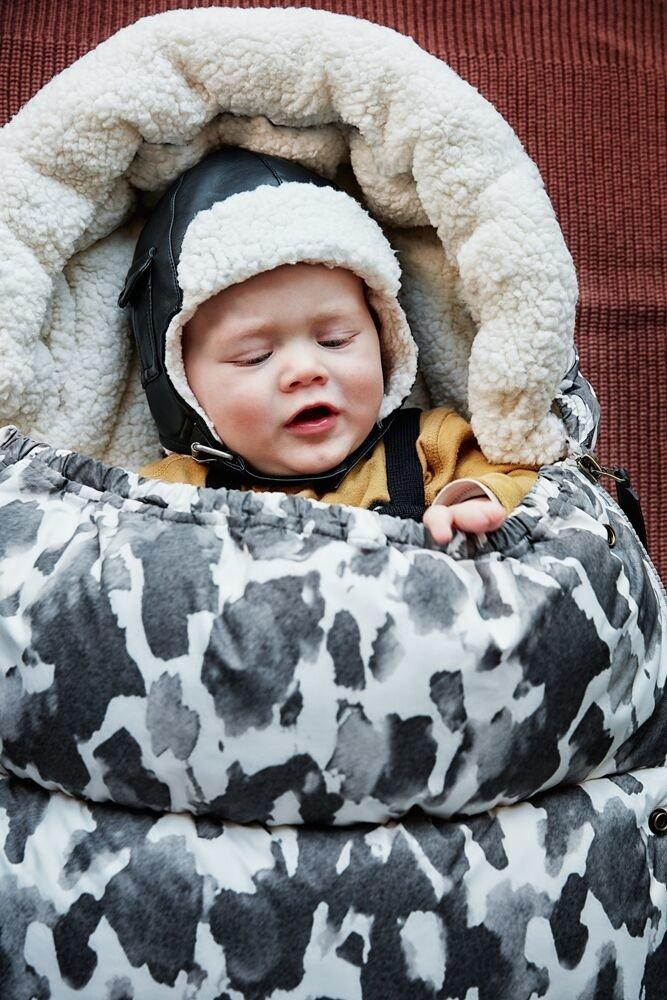 Elodie Details - śpiworek do wózka - Wild Paris