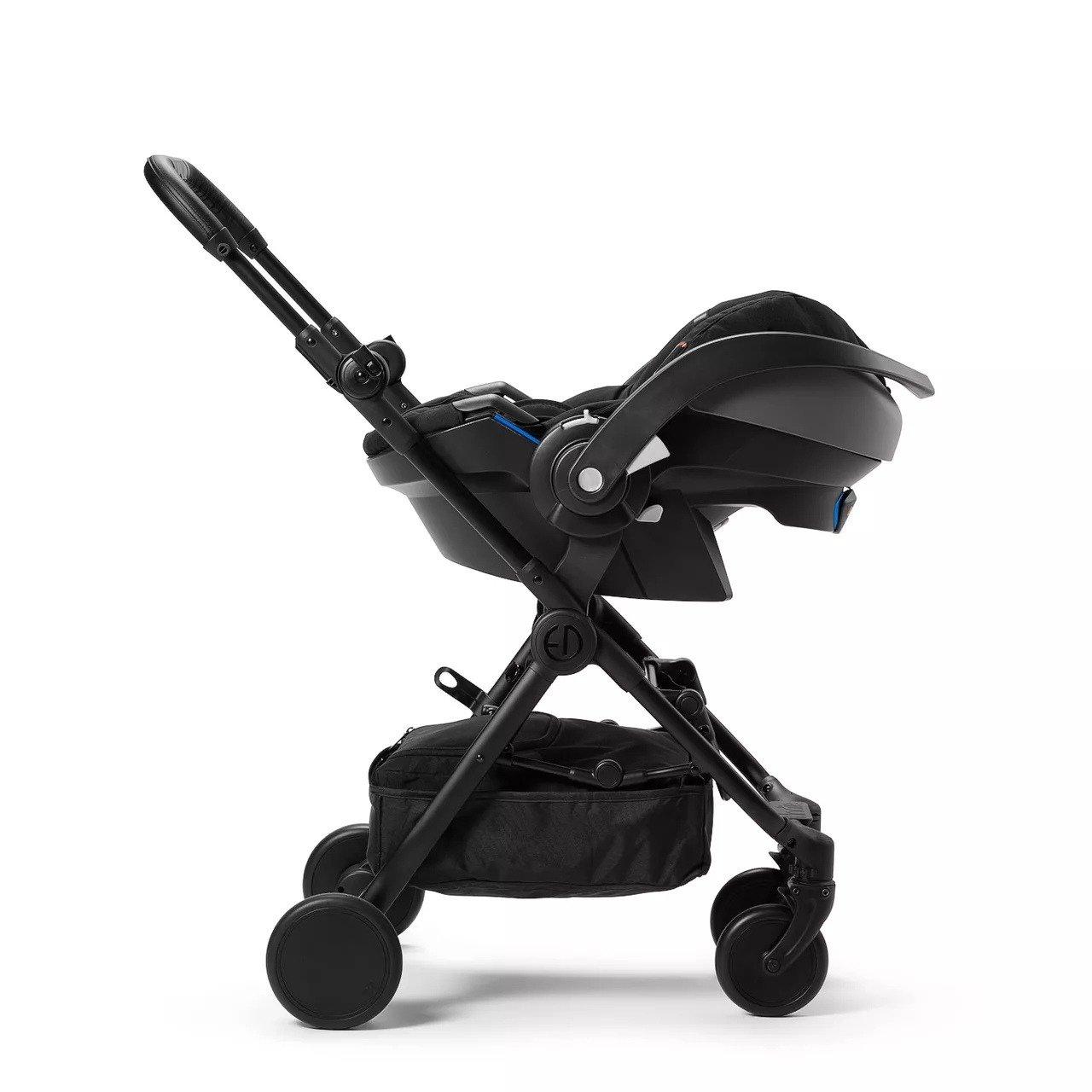 Elodie Details - wózek spacerowy MONDO - Adapter do fotelika samochodowego