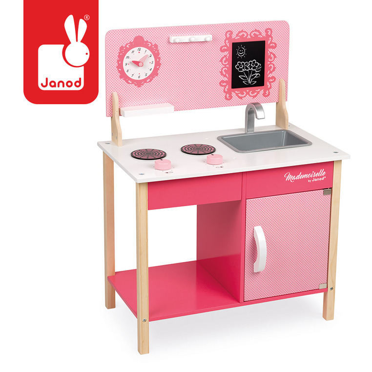 Janod - Kuchnia drewniana Mademoiselle