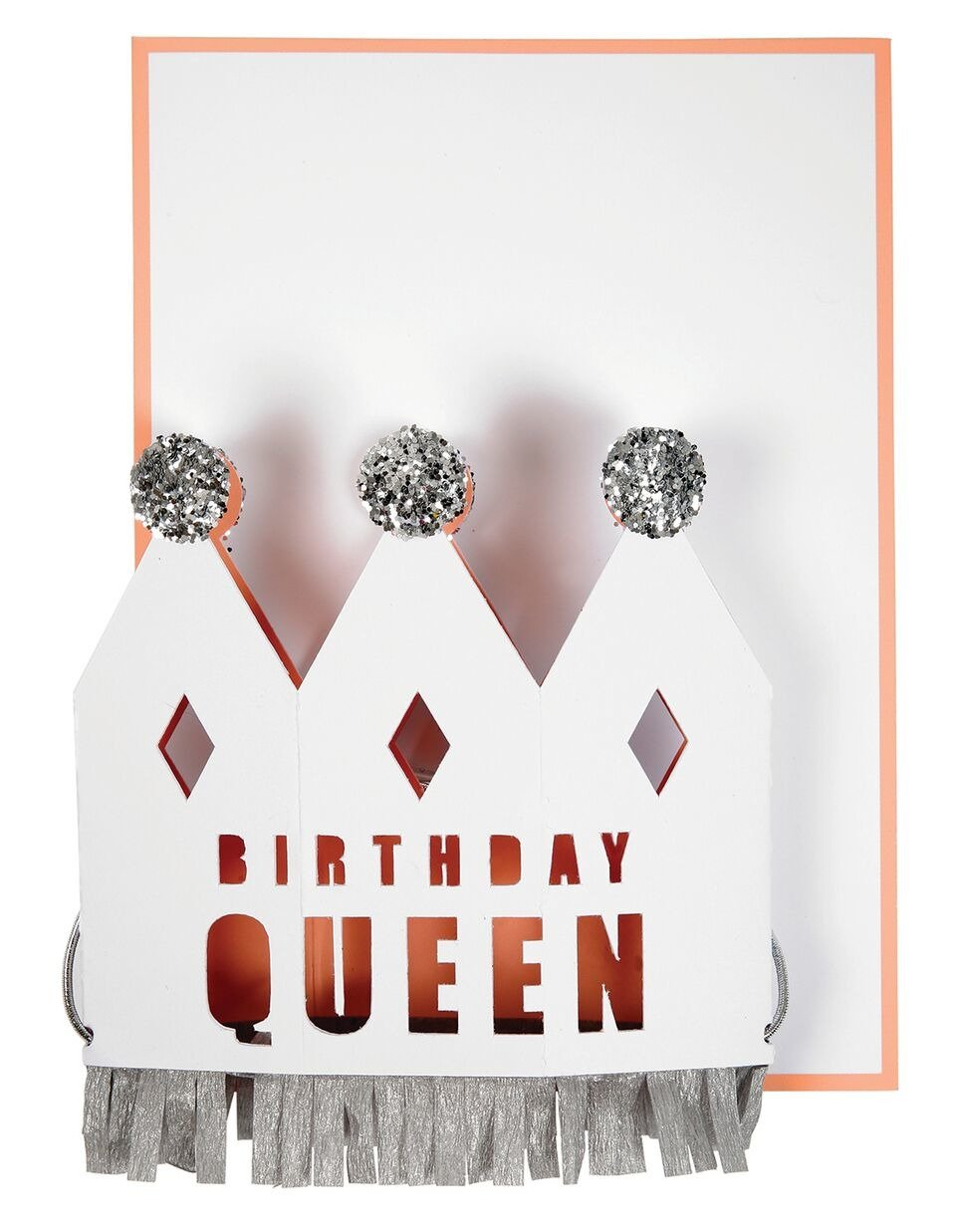 Meri Meri – Kartka okolicznościowa 3D Birthday Queen