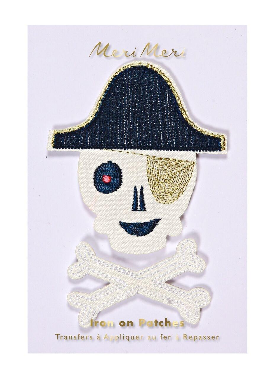 Meri Meri – Naprasowanki Pirat