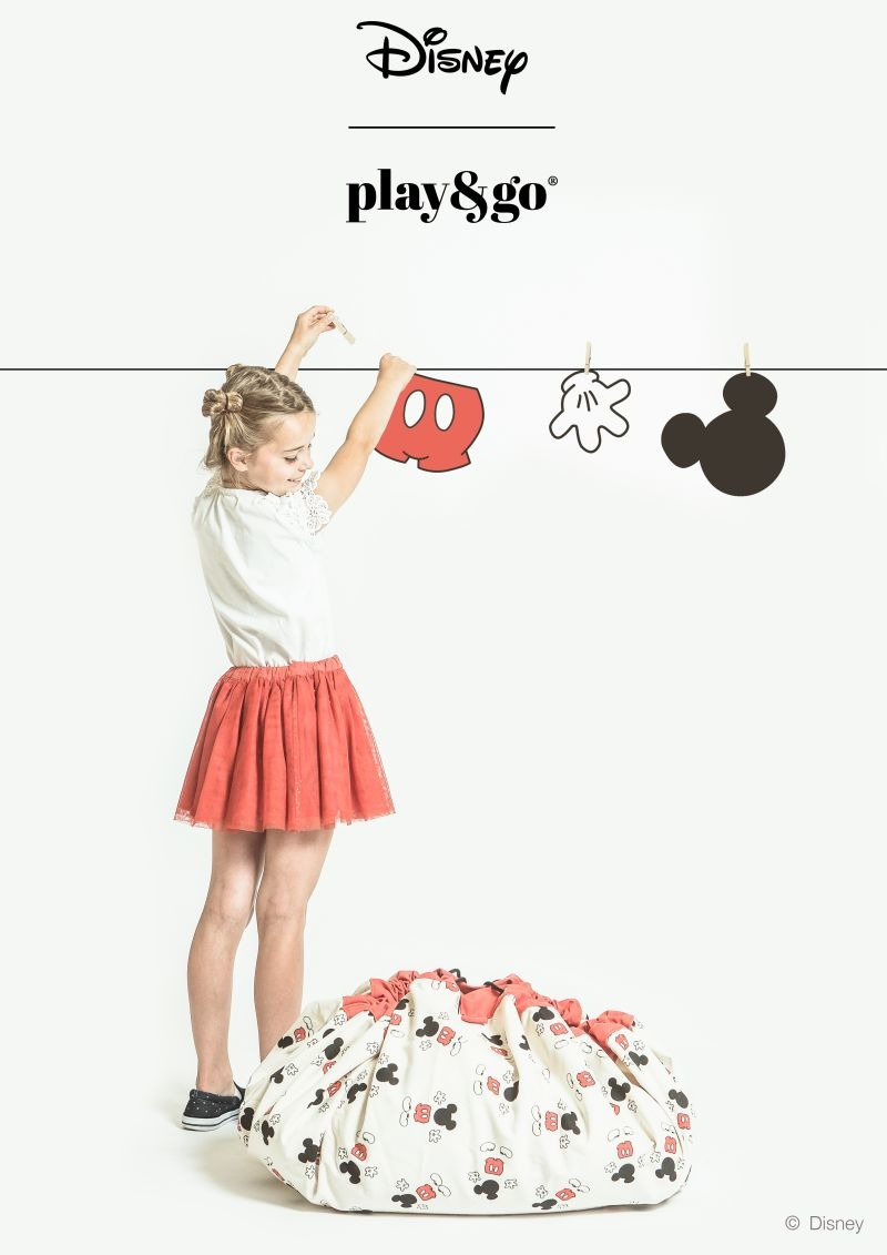 Play&Go - Worek Disney Mickey Cool