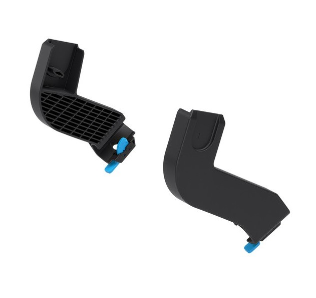 THULE Glide/Urban Glide 1 i 2 - Adapter do fotelika samochodowego Maxi Cosi, BeSafe, Cybex, Nuna