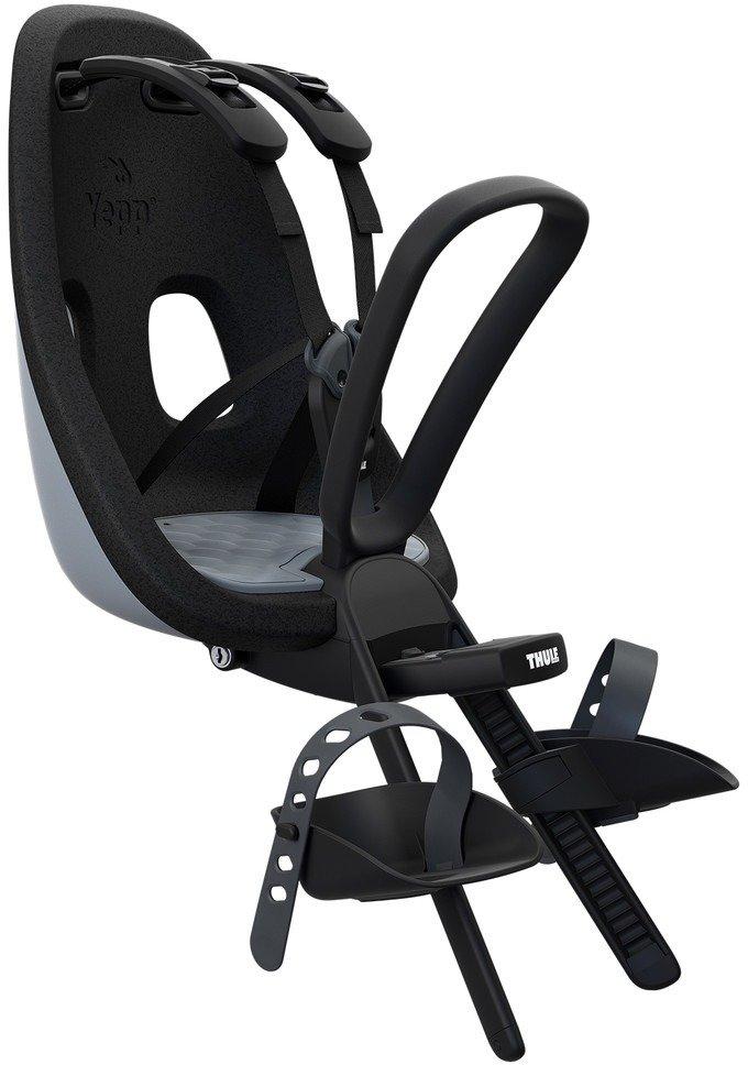 THULE - Yepp Nexxt Mini fotelik rowerowy - ciemnoszary