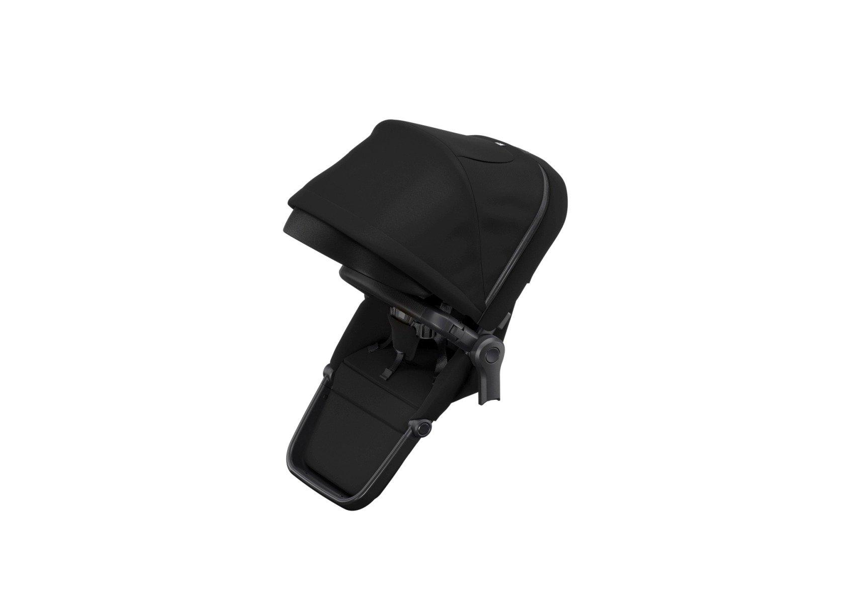 Thule - Sleek Black on Black - dodatkowe siedzisko