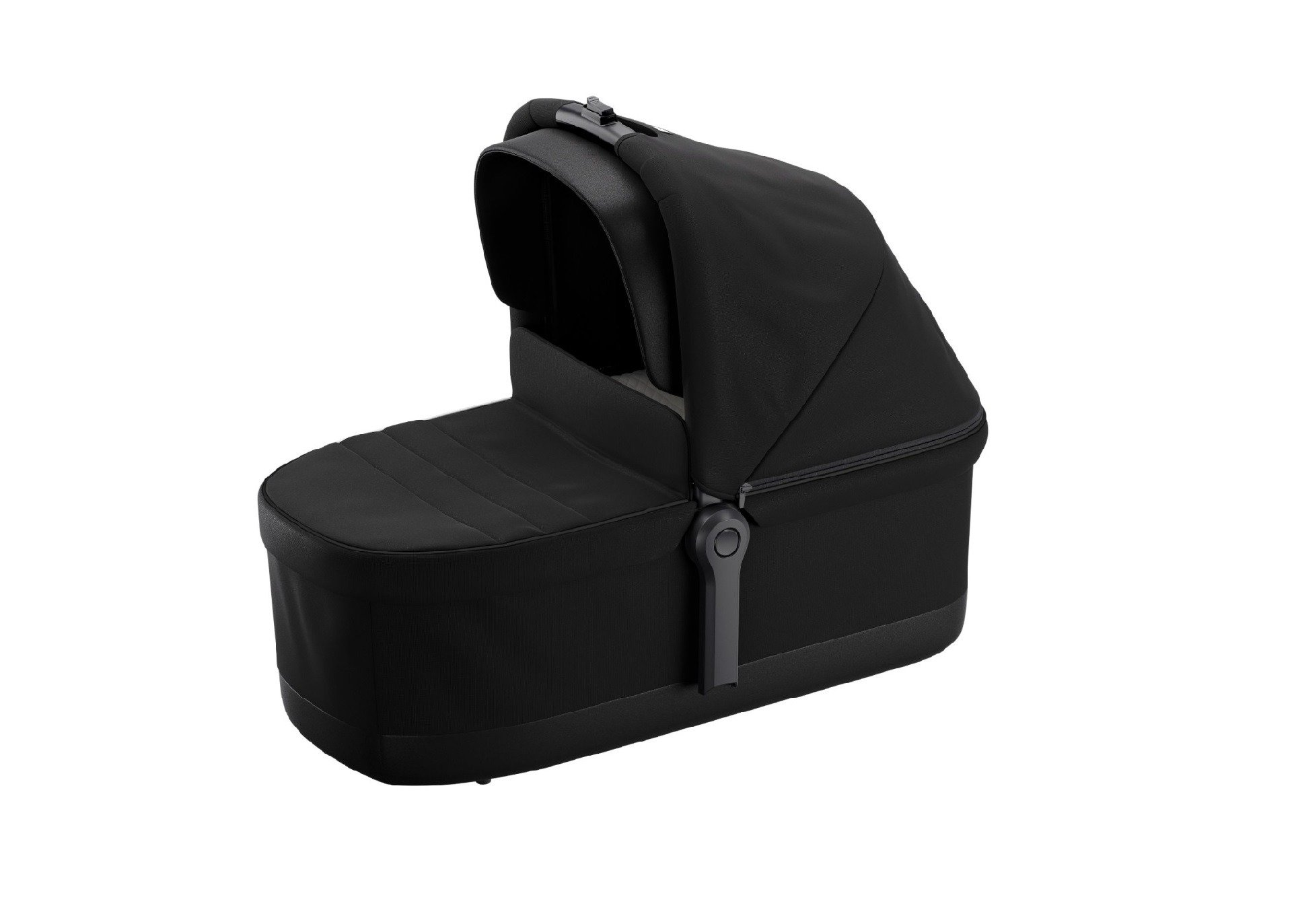 Thule Sleek - gondola - Black on black