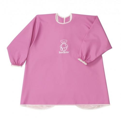 BABYBJORN - fartuszek - różowy