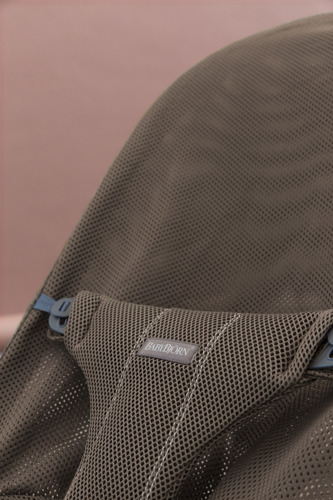 BABYBJORN - leżaczek BLISS MESH - Brązowy