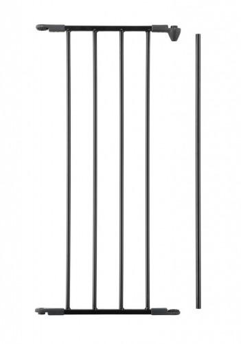 Baby Dan - Rozszerzenie bramek FLEX M, L, XL, XXL - 33cm, czarny