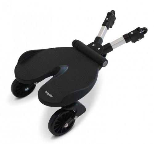 Dostawka do wózka BUMPRIDER - czarna