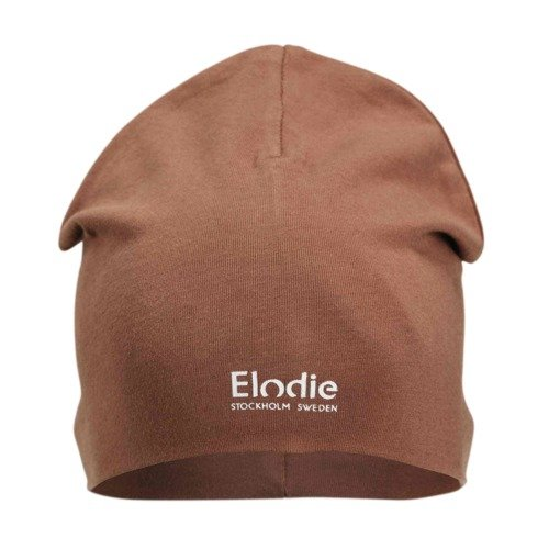 Elodie Details - Czapka - Burned Clay 6-12 m-cy