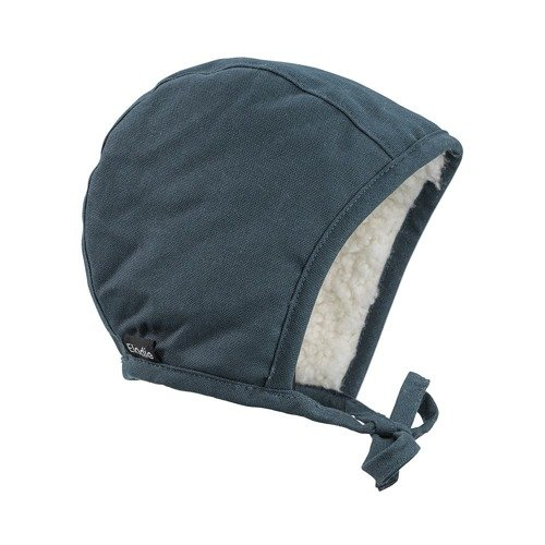 Elodie Details - Czapka Winter Bonnet - Juniper Blue - 0-3 m-ce