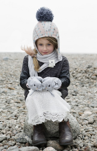 Elodie Details - czapka Bedouin Stories, 12-24 m-ce