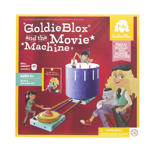 GoldieBlox - Zestaw do animacji